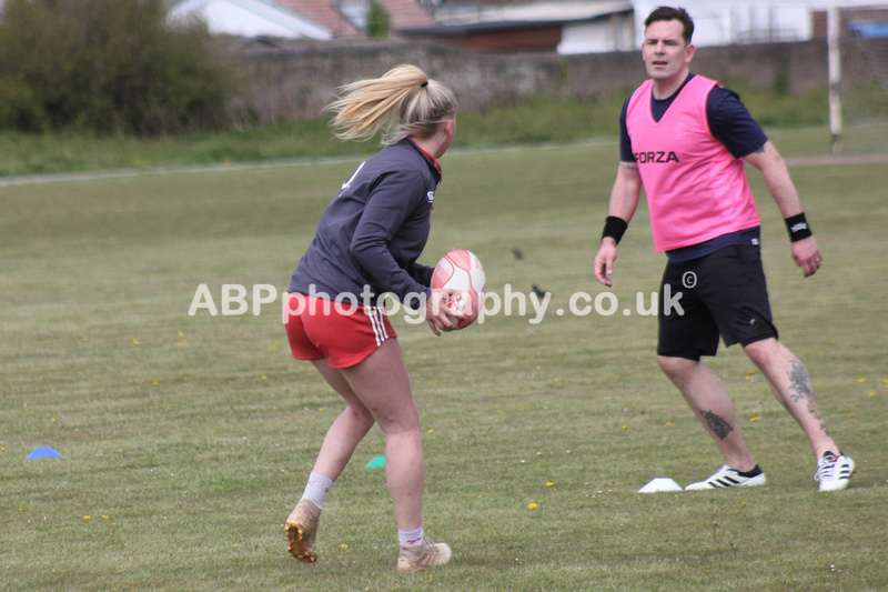 ABP Photography   Wouldham Mammoths Touch Rugby